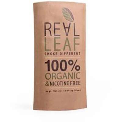 Realleaf classic herbal tobacco - Tobacco substitute