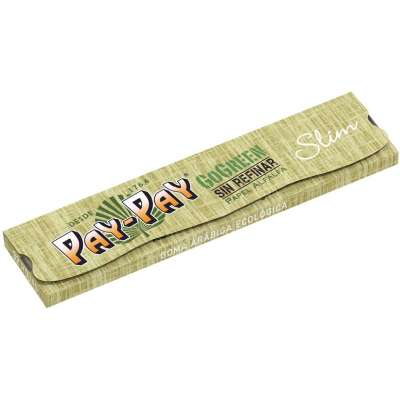 Rolling Papers Go Green - Pay-Pay, Rolling sheets