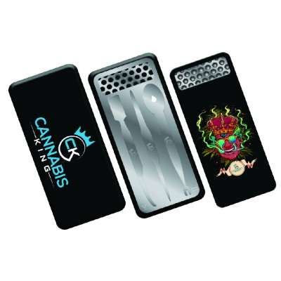 Dab-it Card Deluxe Olivier Bonhomme- Cannabis King®, Grinders