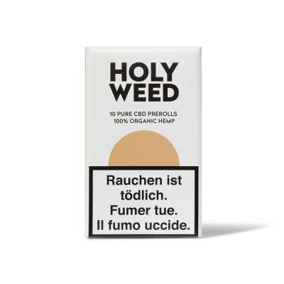 10 Pre-Roll Joint - Holy Weed, Joints Pré-Roulé